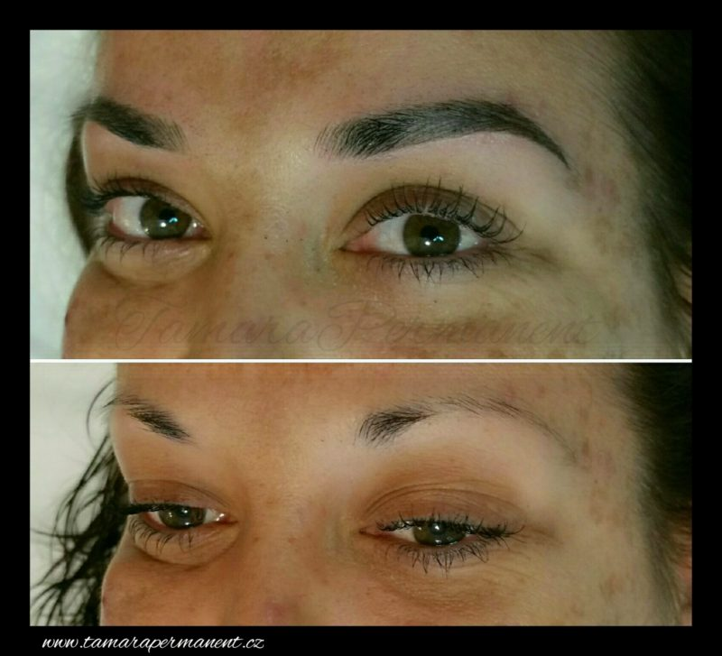 Ukázka permanentního make-upu 03