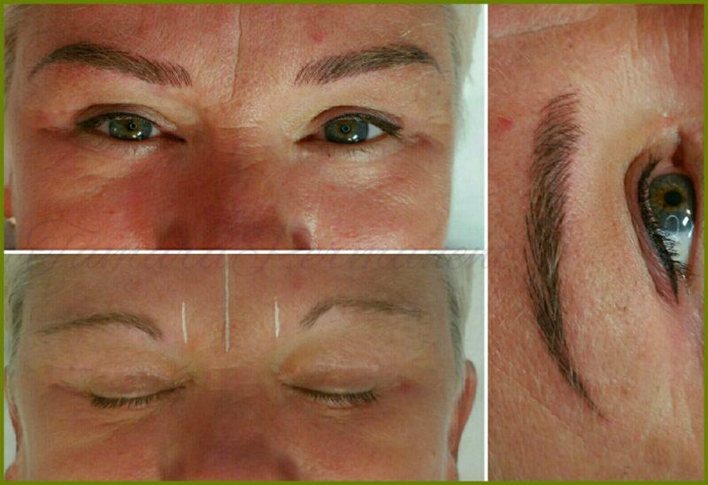 Ukázka permanentního make-upu 05