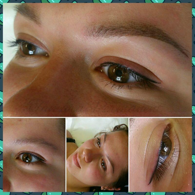 Ukázka permanentního make-upu 09